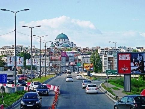 Ilustrační foto: Bělehrad, Srbsko