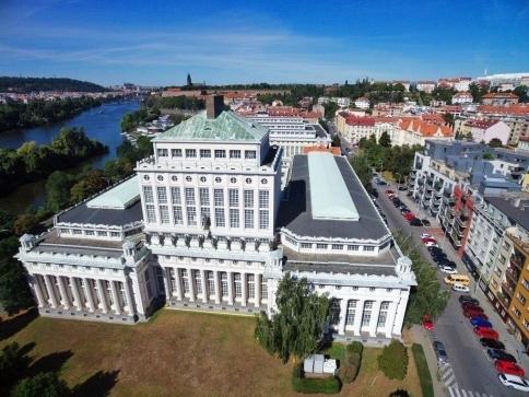 Projekt Pražské věže zavítá i do Podolské vodárny, foto: PVK