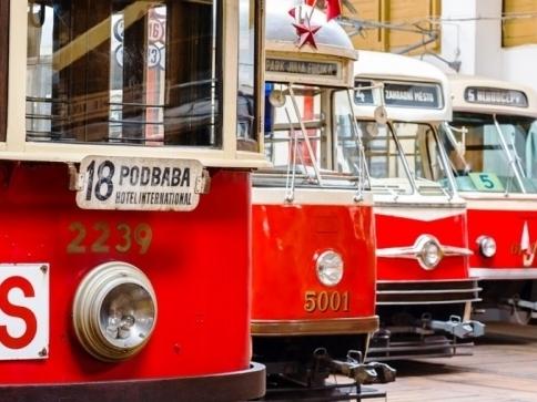 Muzeum MHD zahajuje již 27. sezonu a očekává jubilejního návštěvníka, foto: DPP