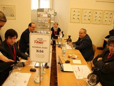 Mezinárodní soutěž vín Grand Prix Vinex 2019. Foto: bvv.cz