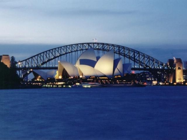 V zimě se v Austrálii příliš neohřejete, foto Martin Pohanka