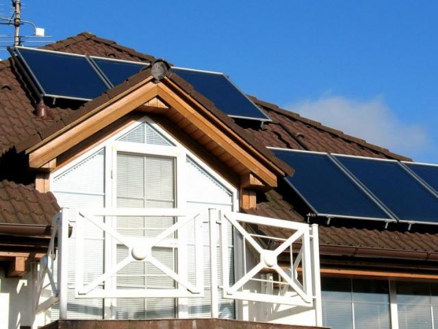 Solární kolektory a solární soustavy SVOBODA a spol.