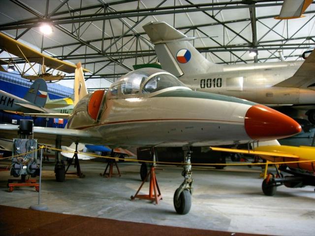 Letecké muzeum Kbely, foto Praha Press