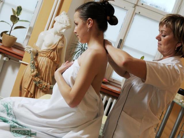 Léčebné lázně kvalitou konkurují hotelům, foto Lázně Libverda, a.s.
