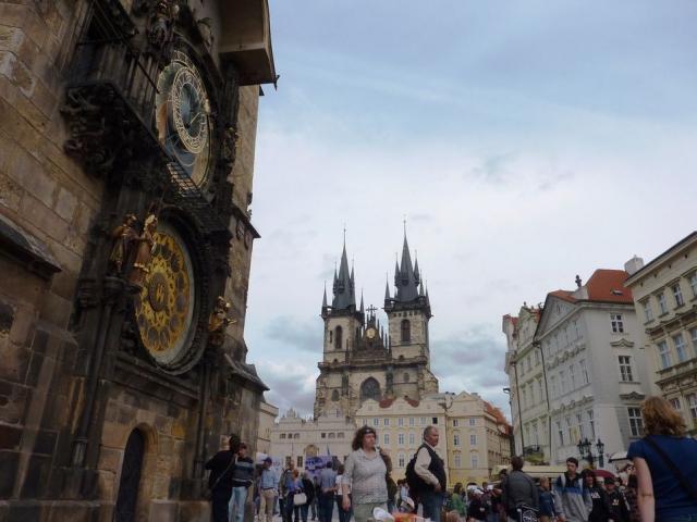 Praha láká stále více cestujících, vyplývá to z přepravních výsledků Letiště Václava Havla Praha za rok 2013, foto: Praha Press