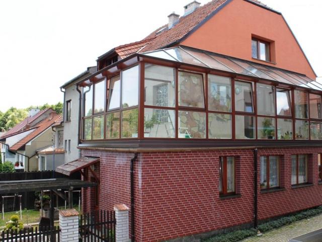 Zimní zahrada, foto EUROOKNA LUDVÍK s.r.o.