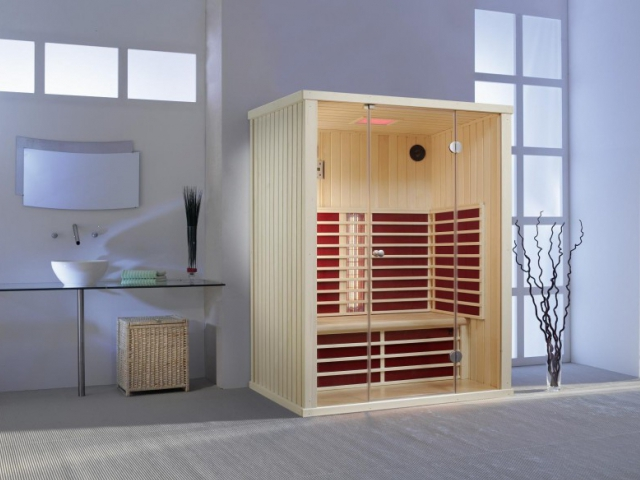 Infrasauna, foto: Sauna s.r.o.