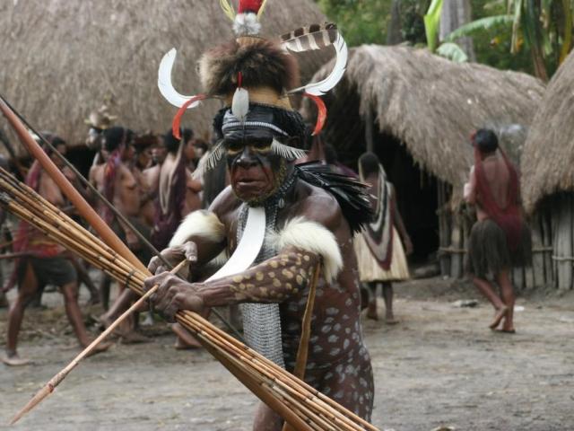Západní Papua, foto: Petr Kalač