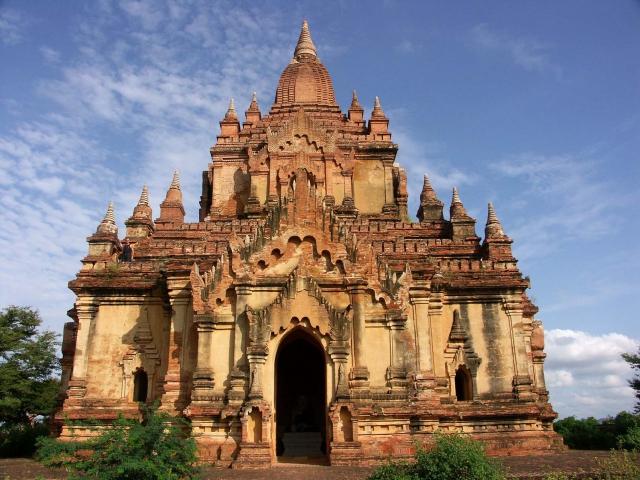 Myanmar, foto Petr Kalač