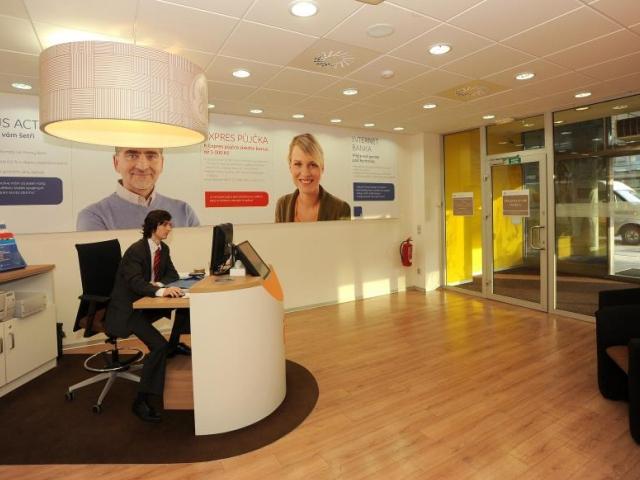Malé a střední firmy chtějí investovat 371 miliard korun, foto GE Money Bank