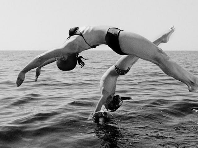 Spadneš do zítra: Talentovaní fotografové Štěpán Jílek a Josef Kubíček vystavují svá působivá díla.