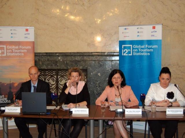 Praha hostí 12. Globální fórum statistiky cestovního ruchu, foto MMR