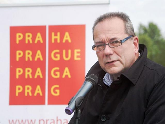 první náměstek primátora Jiří Vávra, foto Magistrát hl. m. Prahy