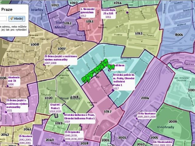 V Praze pohodlně k eurovolbám. Aplikace poradí kam jít volit a ukáže podrobné výsledky