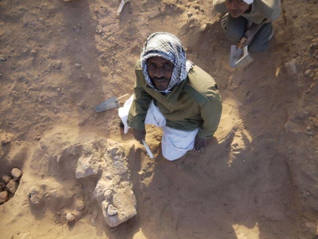 Zlatý poklad královny Amanišacheto a exkluzivní předměty ze Súdánu, výstava Výstava Země černých faraonů v Náprstkově muzeu, foto Národní muzeum