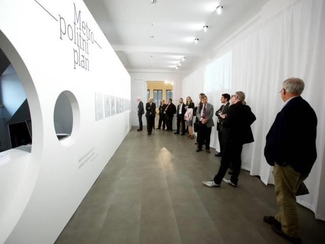 Praha zve na výstavu vznikajícího územního plánu, foto IPR Praha