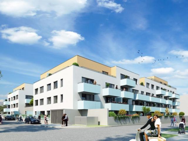 Skanska Reality odstartovala prodej bytového domu V Zahrádkách na Žižkově, foto Skanska Residential Development Czech Republic