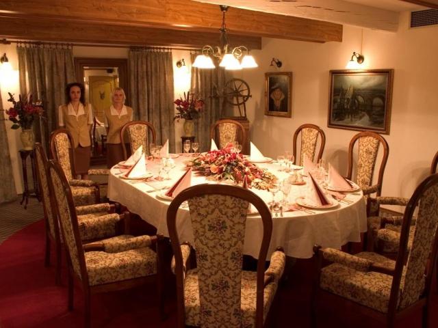Chutný oběd je možná lepší než nejkrásnější báseň, foto Golemův restaurant