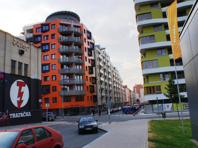Trafačka Galerie, foto Praha Press