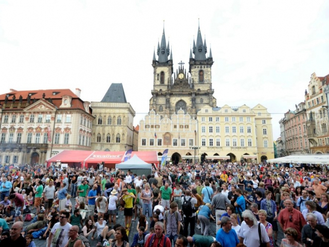 V Praze začíná Bohemia Jazz Fest, jeden z největších letních jazzových hudebních festivalů, foto Bohemia JazzFest