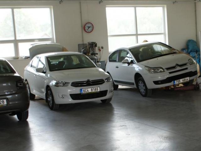 Automobil bez filtru pevných částic nesmí na komunikace, foto Praha Press