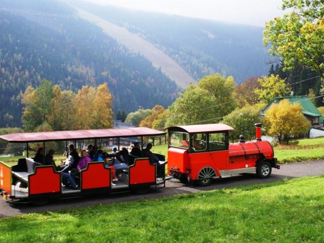 Letní dovolená u nás, nejlepší místa, foto Praha Press
