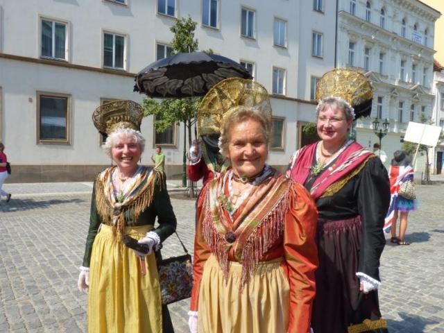 Pražské folklorní dny, foto Millennium Agency