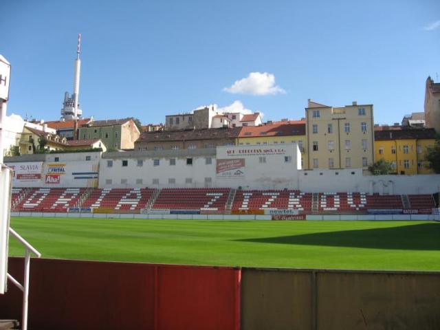 Městská část Praha 3 vlastní již celý stadion žižkovské Viktorie, foto MČ Praha 3