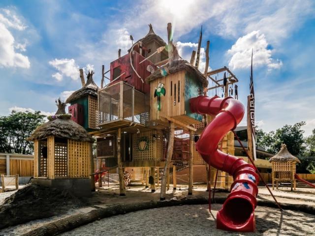 Rezervace Bororo, ZOO Praha otevírá amazonskou vesnici pro děti, foto ZOO Praha