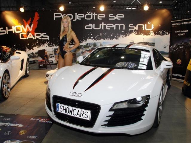 Atraktivní motoristická výstava International Prague Car Festival 2014 bude poslední prázdninový víkend v Letňanech, foto Agentura M-S-P, s.r.o.