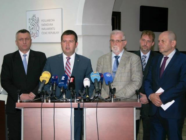 Sankce EU proti Rusku a jejich dopady, foto PS PČR