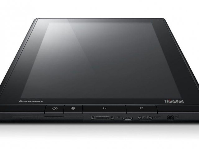 Thinkpad Tablet, foto Lenovo