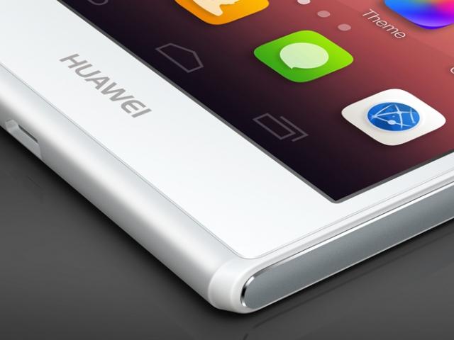 Huawei Ascend P7, foto Huawei