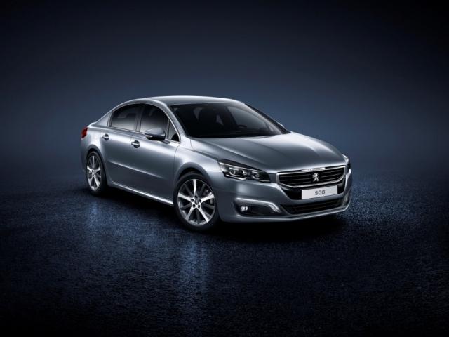 Nový Peugeot 508: znak charakteru, foto PEUGEOT ČESKÁ REPUBLIKA s.r.o