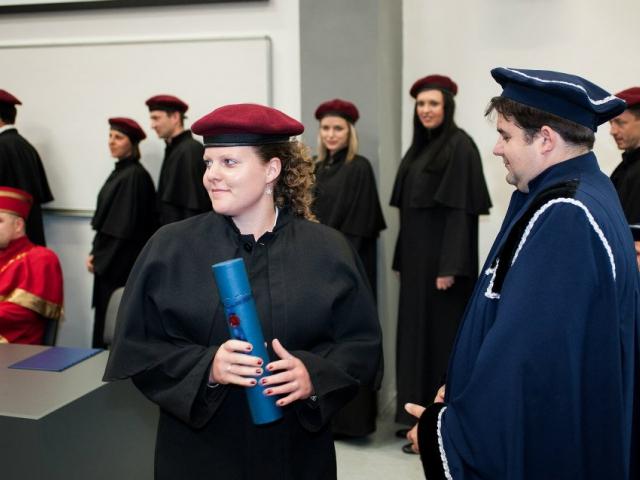 Celoživotní vzdělávání na VŠTE nabízí mimořádné magisterské studium, foto VŠTE
