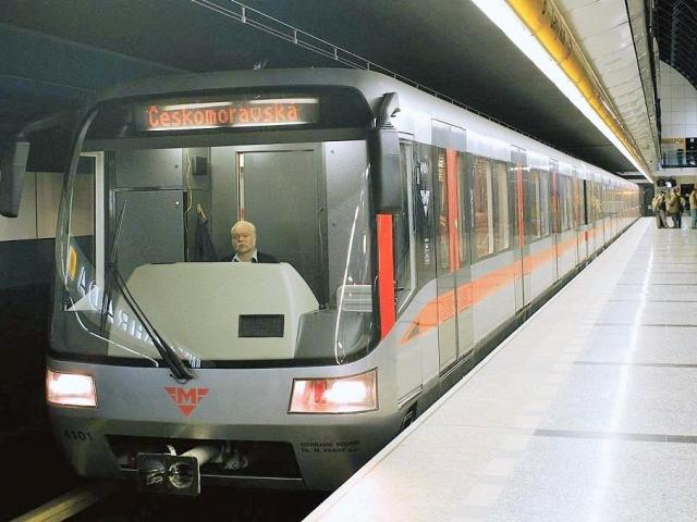 Ilustrační foto, Dopravní podnik dostane dotaci na prodloužení trasy metra A, foto DPP