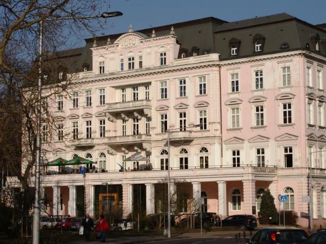 Císařské lázně, Lázně Teplice, foto Praha Press