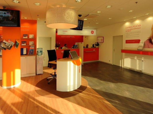 Skokanem čtvrtletí mezi běžnými účty byla GE Money Bank, foto GE Money Bank