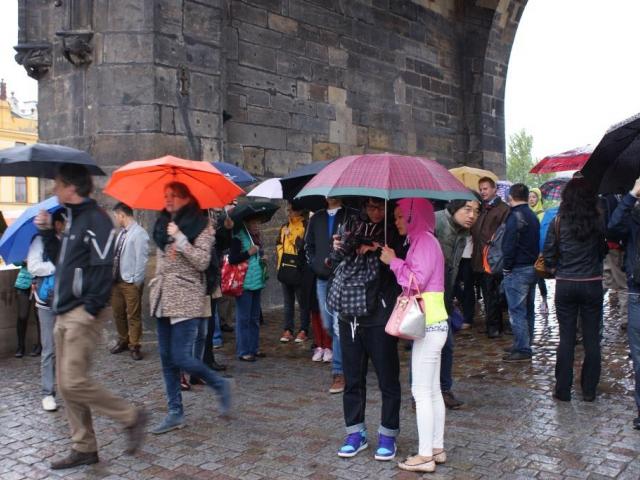 Příjmy z cestovního ruchu ve druhém čtvrtletí opět vzrostly, foto Praha Press