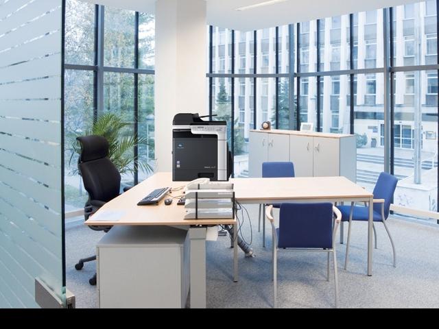 Konica Minolta nový bizhub C3110 rozšiřuje možnosti předchozího modelu C25 především o funkce spojené se správou a řízením oběhu dokumentů, foto Konica Minolta Business Solutions Czech spol. s.r.o.