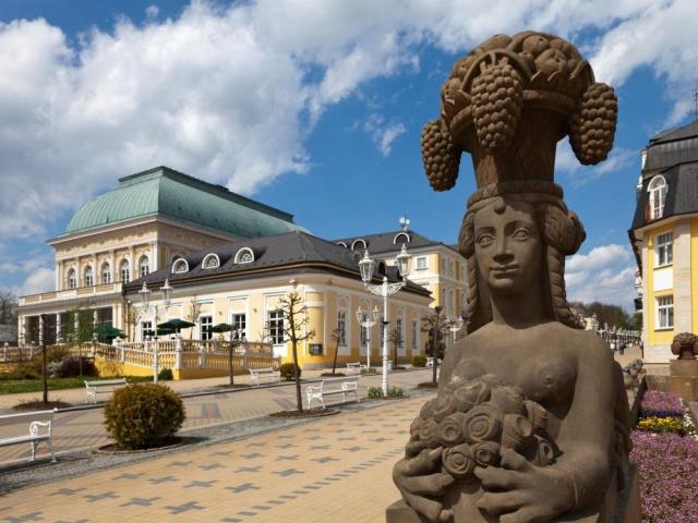Františkovy Lázně jsou jedním z nejvýstavnějších českých měst, foto Městský úřad Františkovy Lázně