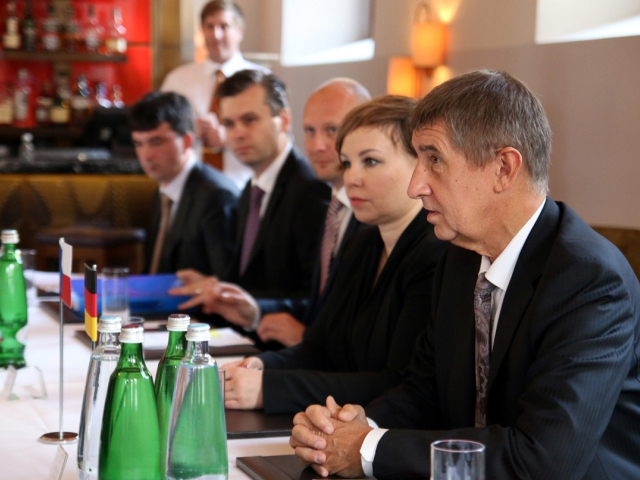 Ministři financí jednali v Praze o mezinárodní spolupráci v boji s daňovými úniky, foto MFČR