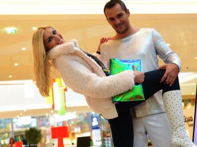 Moderátorské duo manželů Hejdových, kteří se exkluzivně stali tvářemi závěrečného týdne akce We Love Style, foto AMI Communications