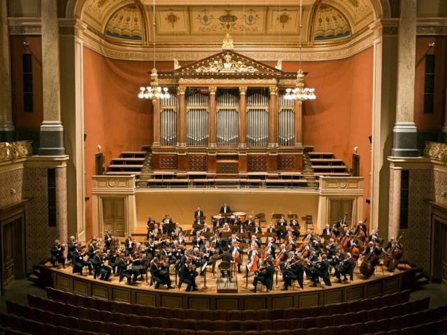 Česká filharmonie zahájila 119. koncertní sezonu, foto Václav Jirásek