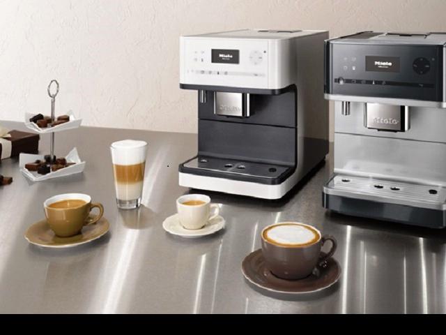Miele zdokonaluje své volně stojící kávovary, foto Miele, spol. s r.o.