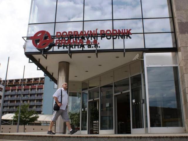 Předseda ÚOHS potvrdil sankci pro Pražský dopravní podnik, foto Praha Press