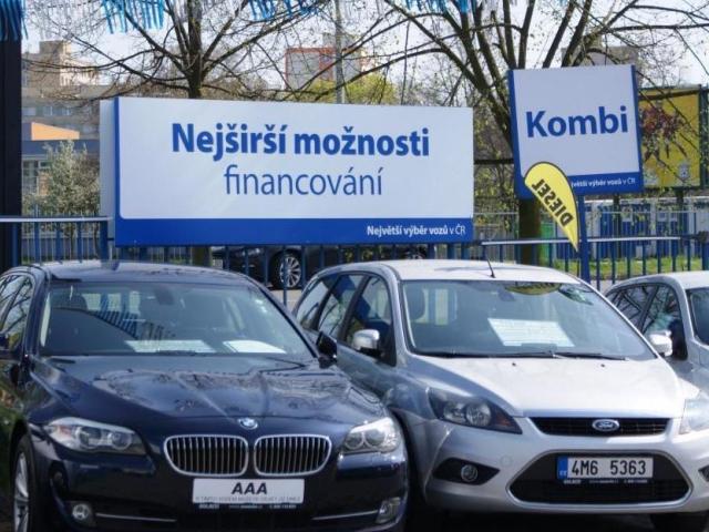 Investiční skupina Abris může převzít AAA Auto, foto Praha Press