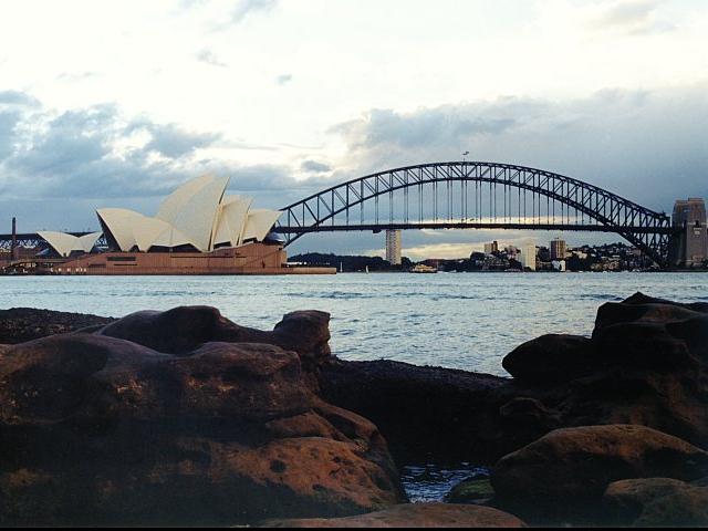 V Sydney do dobré školy, foto Martin Pohanka