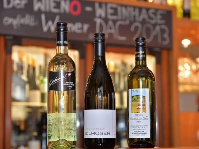 Vídeň je atraktivním městem vinic, foto Landwirtschaftskammer Wien
