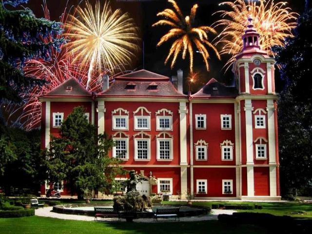 Prožijte konec letošního roku na zámku Dětenice nebo v zámeckém pivovaru Dětenice, foto Zámecký resort Dětenice